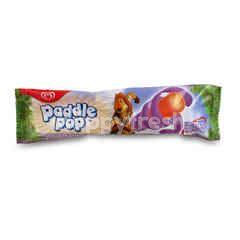 Wall's Paddle Pop Tornado Grape Ice Cream