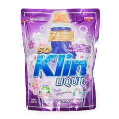 SoKlin Violet Blossom Anti Bacterial Liquid Detergent