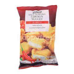 Tesco Spicy Tempura Chicken Nugget