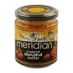 Meridian Crunchy Almond Butter