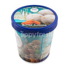บัดส์ ไอศกรีมบัตเตอร์อัลมอนด์