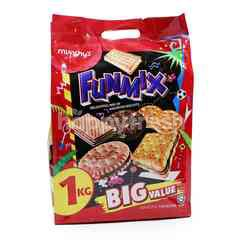 Munchy's Funmix Assorted Biscuits