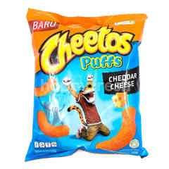Cheetos Cheedar Cheese Puffs