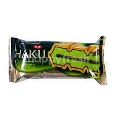 Glico Wings Haku Monaka Matcha Ice Cream