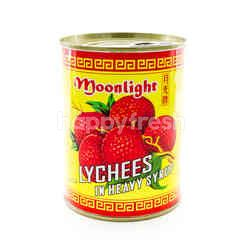 Moonlight Lychees In Heavy Syrup