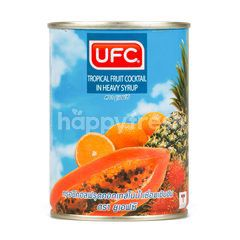 UFC Tropical Fruit Cocktail In Syrup