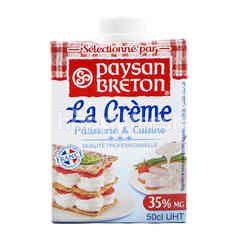 Paysan Breton 35% Fat UHT Cream