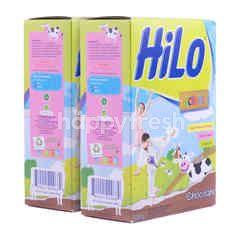 HiLo School High Calcium Less Fat Powdered Chocolate Milk Twinpack