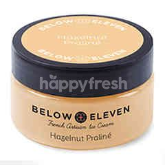 Below Eleven Ice Cream Cup Hazelnut Praliné 90 ml
