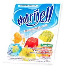Nutrijell Powdered Jelly Plain