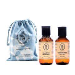 Christmas 2018 Lavender Chamomile Hair Care Gift Set