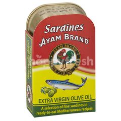 Ayam Sardines In Extra Virgin Olive Oil