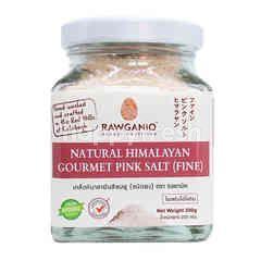 Rawganiq Himalayan Gourmet Pink Salt Fine