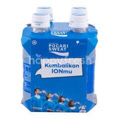 Pocari Sweat Minuman Isotonik (4 botol)