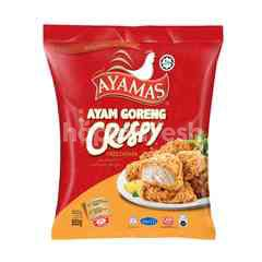 Ayamas Crispy Fried Chicken