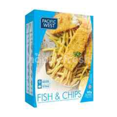 Pacific West Fish & Chips