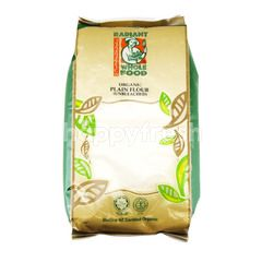 Radiant Whole Food Organic Plain Flour (Unbleached)
