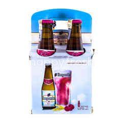 Hoegaarden Rosee Beer