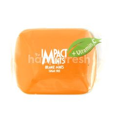 Impact Mints Orange Mints Candy