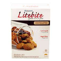 Litebite Cinnamon Cookies