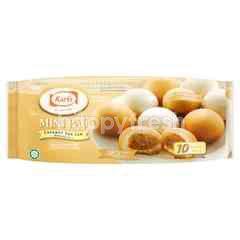 Kart's Coconut Egg Jam Mini Pau (10 Pieces)