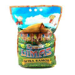 Rumah Limas Beras Putih Setra Ramos