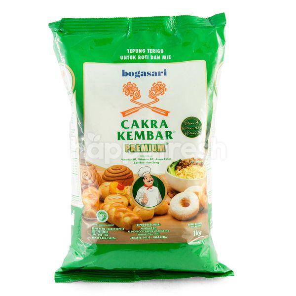 Bogasari Cakra Kembar Premium Wheat Flour