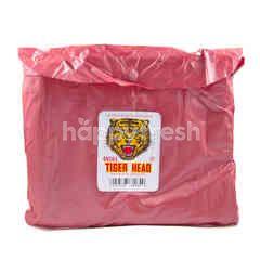 Tiger Head Hoodie Raincoat