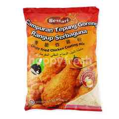 BESTARI Crispy Fried Chicken Coating Mix Hot & Spicy