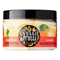 Tutti Frutti Grapefruit Body Butter