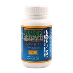 W&P Royal Jelly Capsules