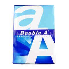 ดับเบิ้ล เอ กระดาษถ่ายเอกสาร A4 80 แกรม 500 แผ่น
