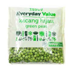 Tesco Everyday Value Green Peas