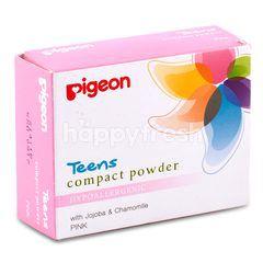 Pigeon Teens Bedak Compact Pink