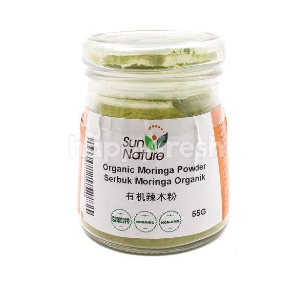 Sun Nature Organic Moringa Powder