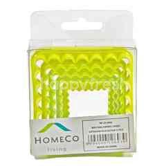 HomeCo Cetakan Kue Persegi