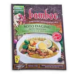 Bamboe Beef Soto Seasoning