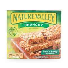 Nature Valley Crunchy Granola Bars Oat'n Honey