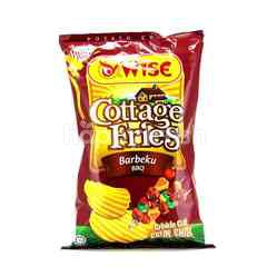 Wise Cottage Fries Barbecue Potato Chips