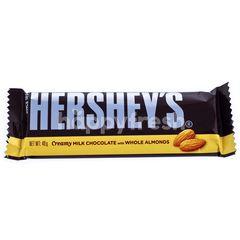 Hershey's Creamy Chocolate with Whole Almonds