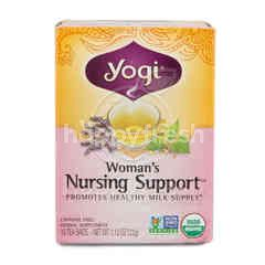 YOGI Woman's Nursing Support Tea