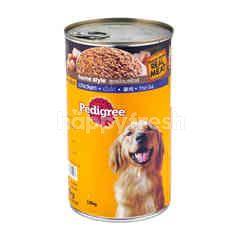Pedigree Chicken Flavored Dog Food