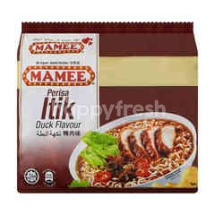 Mamee Premium Duck Flavoured Instant Noodle(5 Pieces)