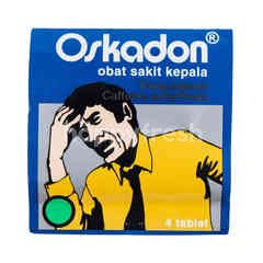 Oskadon Medicine for Headache