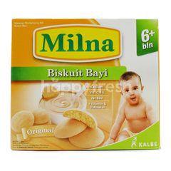 Milna Biskuit Bayi Rasa Original 6+ Bulan