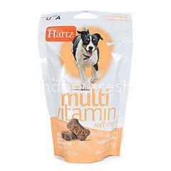 Hartz Multi Vitamin Soft Chews with Chicken Flavor for Dogs