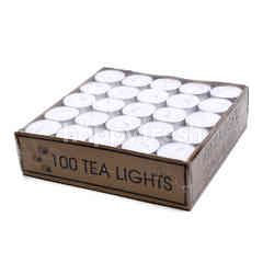 Tea Lights Candle (100 Pieces)
