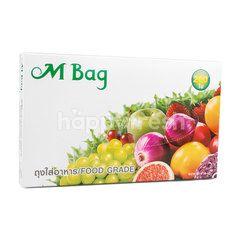 M Bag Food Grade Size 25 X 34 cm