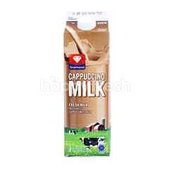 Diamond Milk Drinks with Cappuccino Flavor