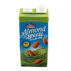 Blue Diamond Almond Breeze Matcha Flavor Almond Milk